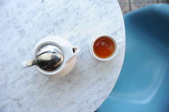 aA design museum seoul tea time teacup teapot korea hongdae cafe coffee shop eames cool chairs